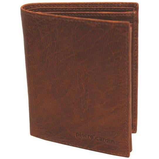 Pierre Cardin Rustic Leather Bifold Wallet PC2817