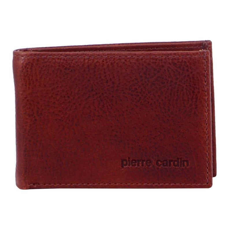 Pierre Cardin Italian Leather Men's Bi Fold Wallet PC3255