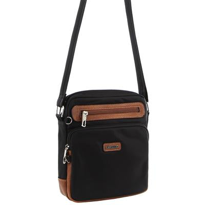 Pierre Cardin Ballistic Nylon Crossbody Bag PC3266
