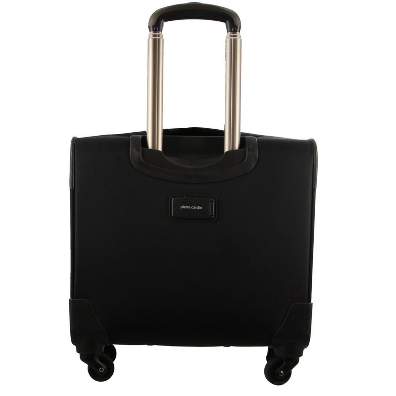 Pierre Cardin 4 Wheel Mobile Office/CABIN Hard Luggage Case PC1844