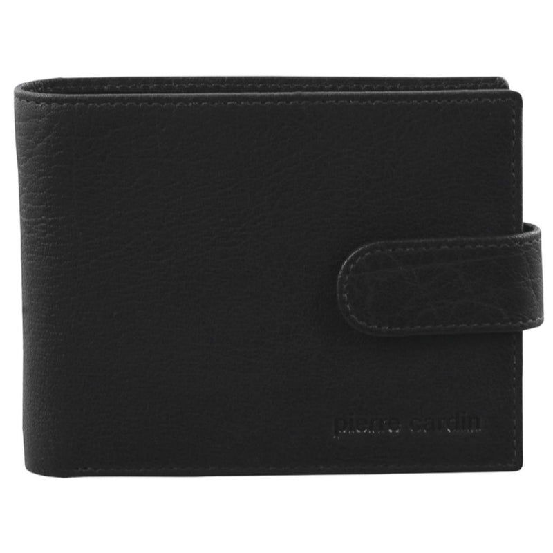 Pierre Cardin Rustic Leather Wallet 'Rfid Protect' PC2815
