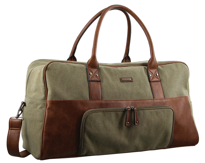 Pierre Cardin Canvas Overnight BagPC2887