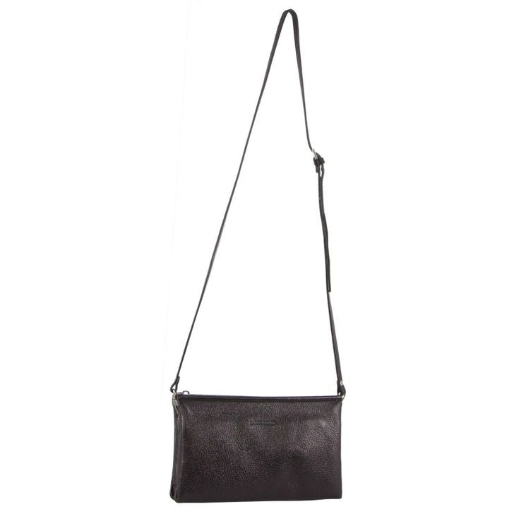 Pierre Cardin Women's Leather  Clutch/Crossbody Bag PC3036