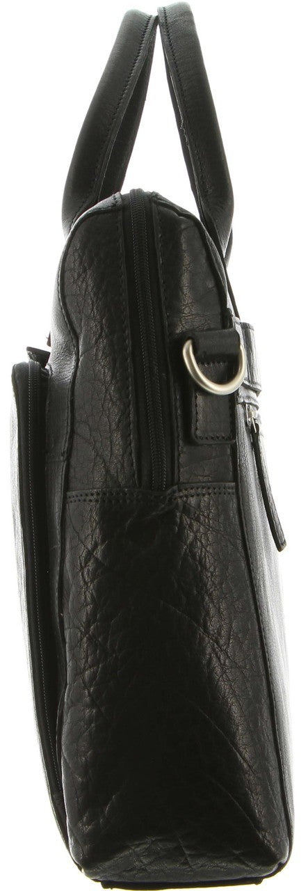 Pierre Cardin Leather Laptop Bag PC3042