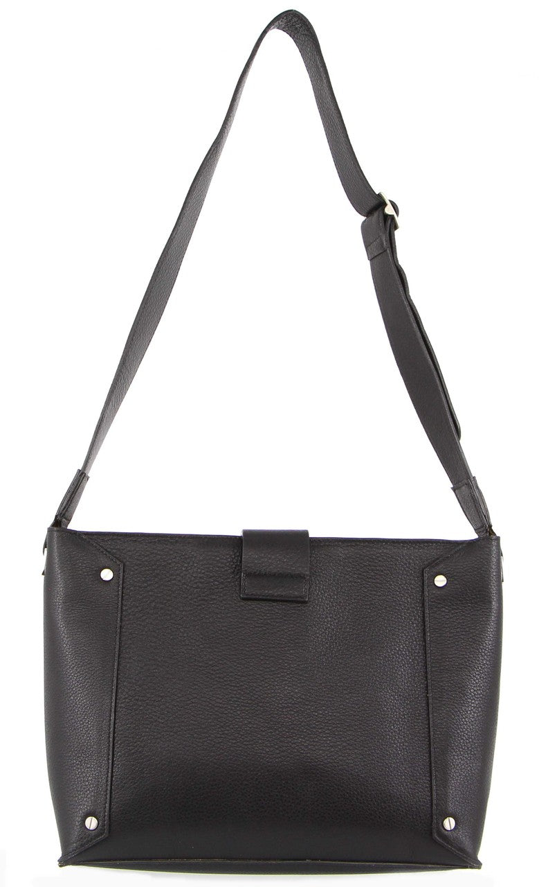 Pierre Cardin Leather Hobo Bag PC3155