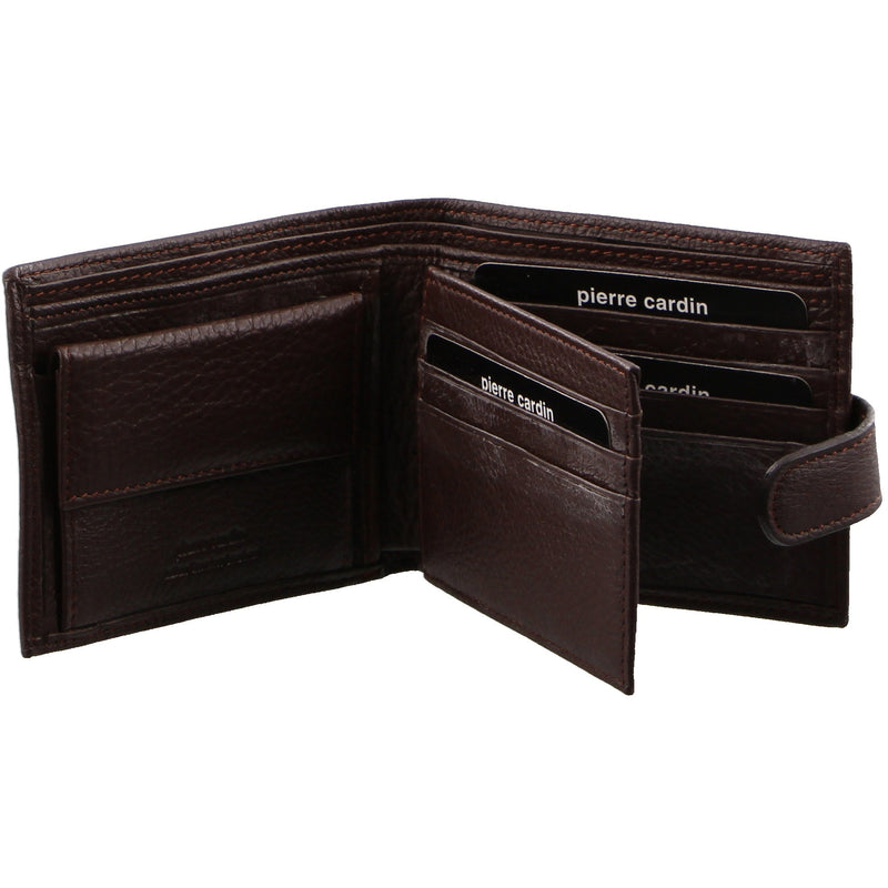 Pierre Cardin Soft Leather Wallet 'Rfid Protect' PC8780