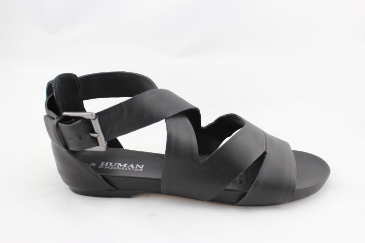 Human Premium Stelly Leather Sandal