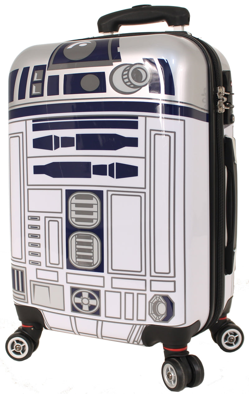 Star Wars R2D2 Wheelaboard Spinner Case