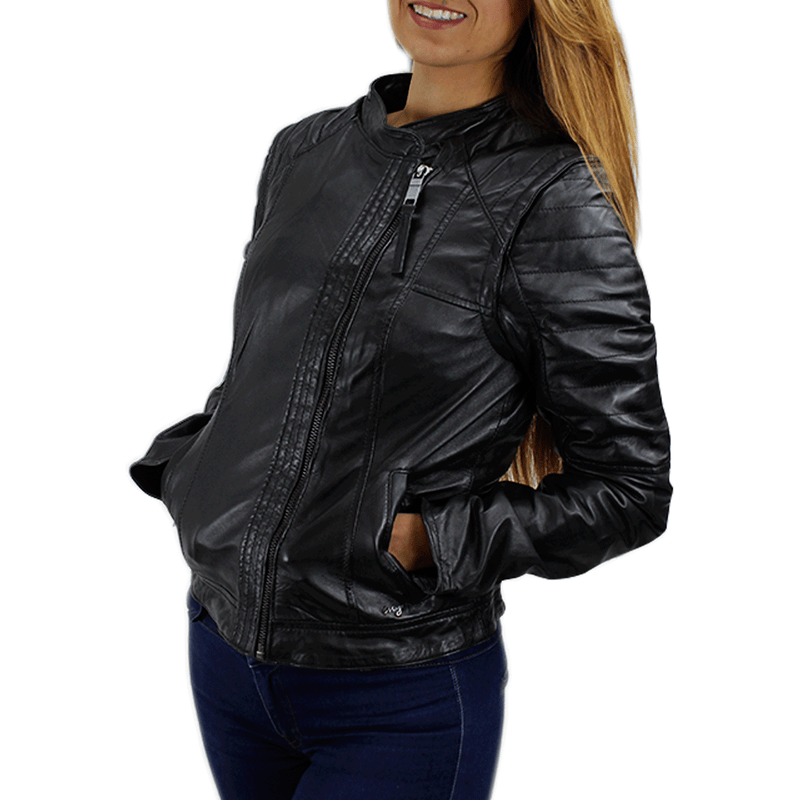 Lumi Women's Leather Jacket