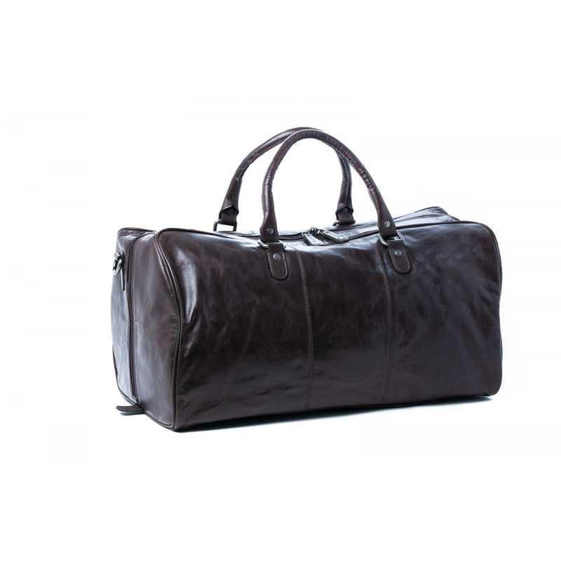 Oran Sean Leather Overnight Bag RH1301