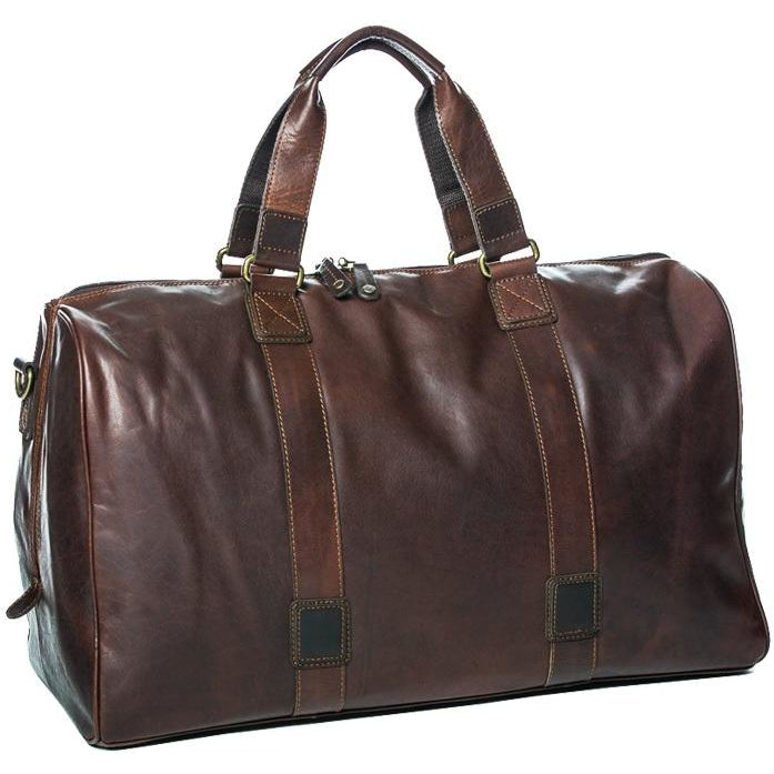 Oran Cairo Leather Overnight Bag RH-7320