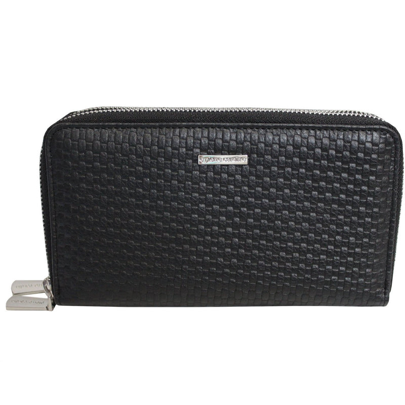 Pierre Cardin Business RFID Italian Leather Double Zipped Wallet PC2237