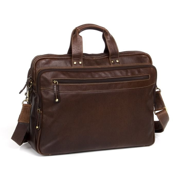 Oran Vince Men's Leather Bag RH23082