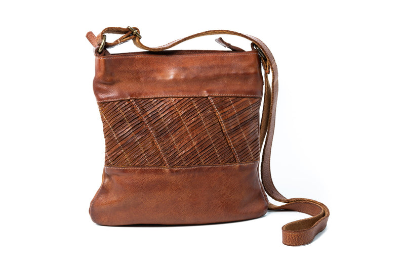 Oran Rugged Hide Imogen Crossbody Bag RH1918