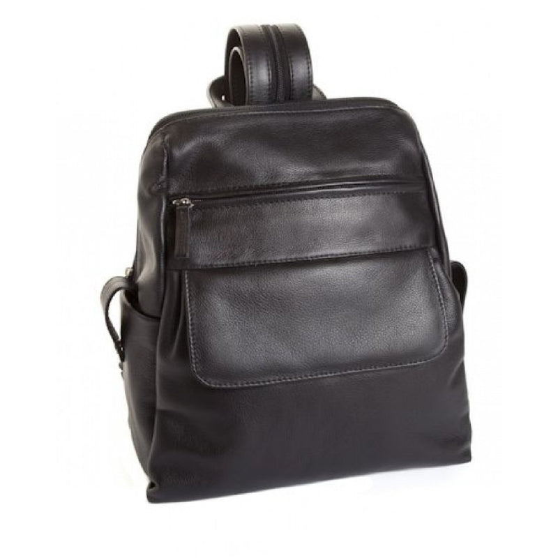 Oran Iris Leather Backpack U-10133
