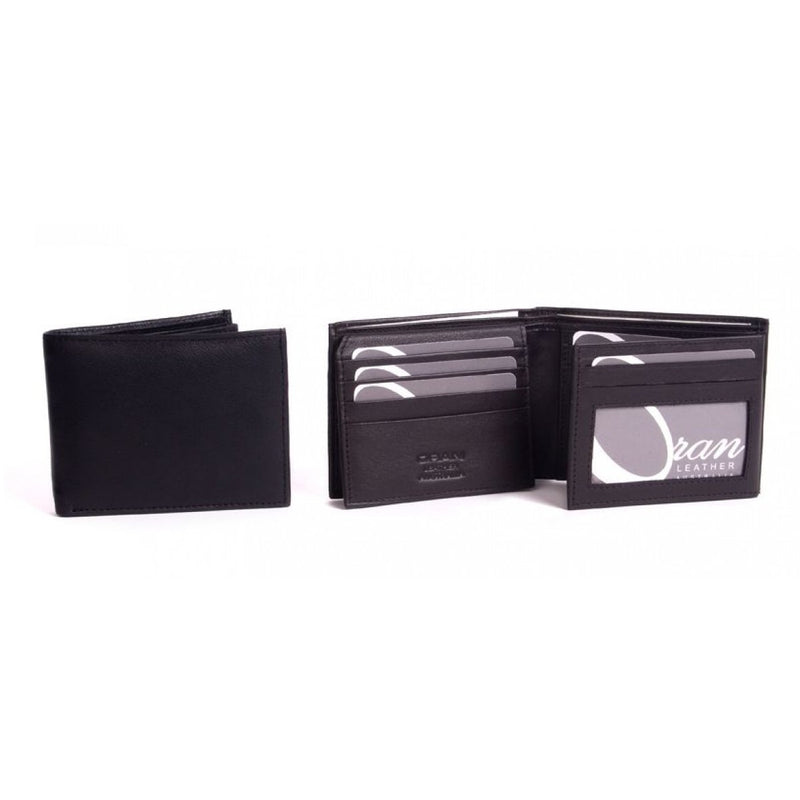 Oran Tomer Mens Leather Wallet ORW718