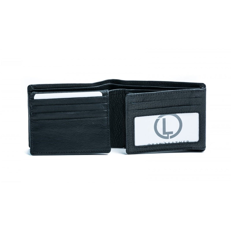Oran Tomer Mens Leather Wallet W-718
