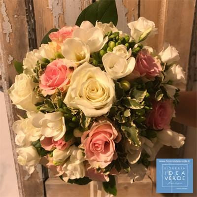 Bouquet Rose Fresie