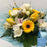 Bouquet Bouquet Freesias, Tulips, Gerberas, Orchids