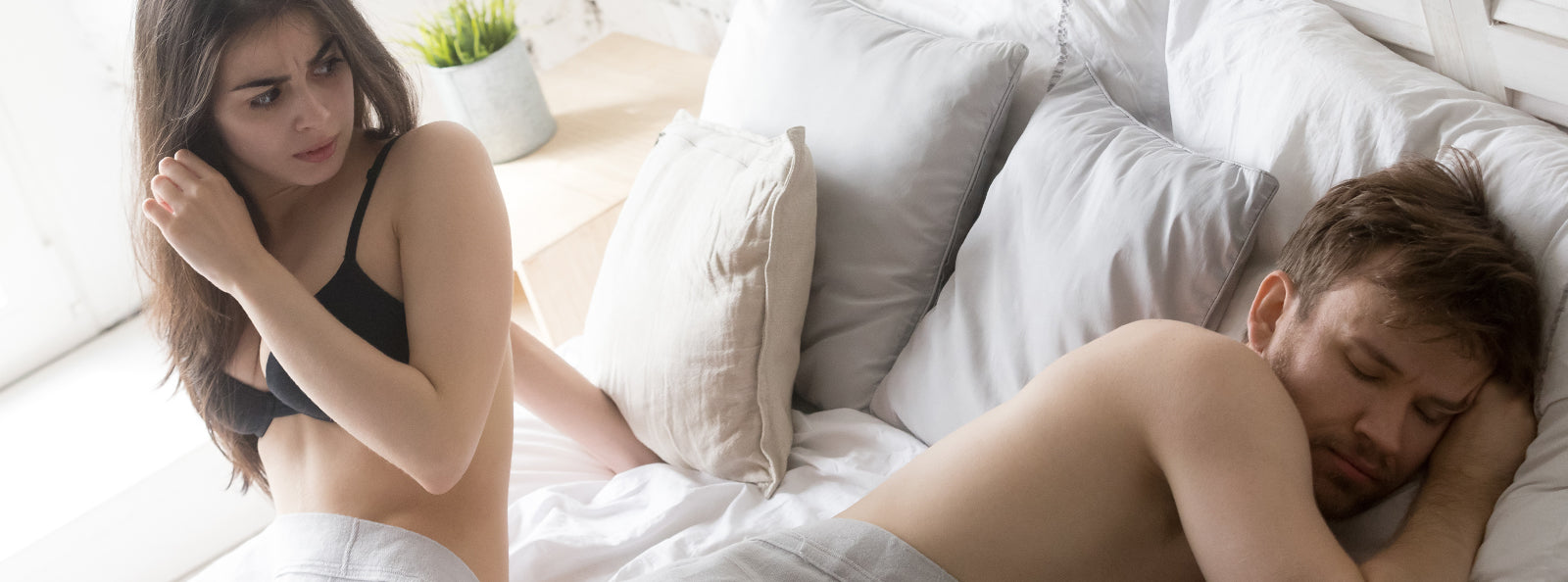 New Study: Nearly Half of All Men are Not Making their Wives Happy in the Bedroom