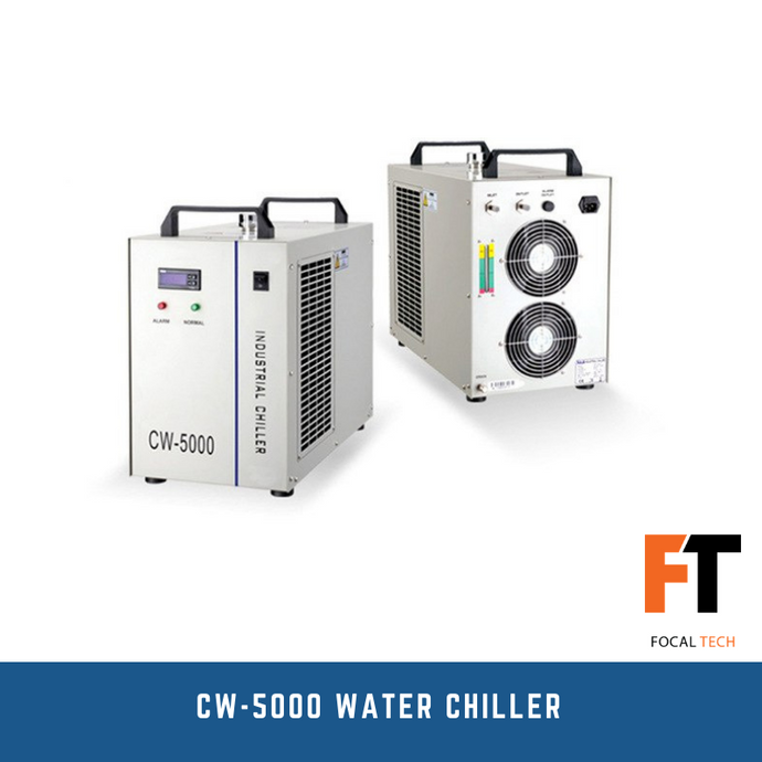 CW-5000 Industrial Water Chiller
