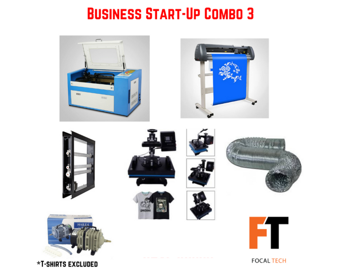 Business Start-Up Combo 3
