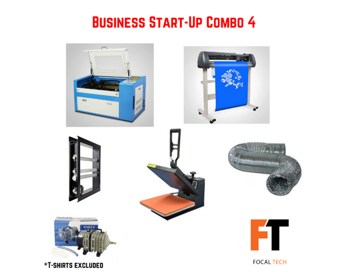Business Start-Up Combo 4