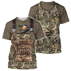 75b456082799 ... 3D All Over Printed Hunting Duck Camo