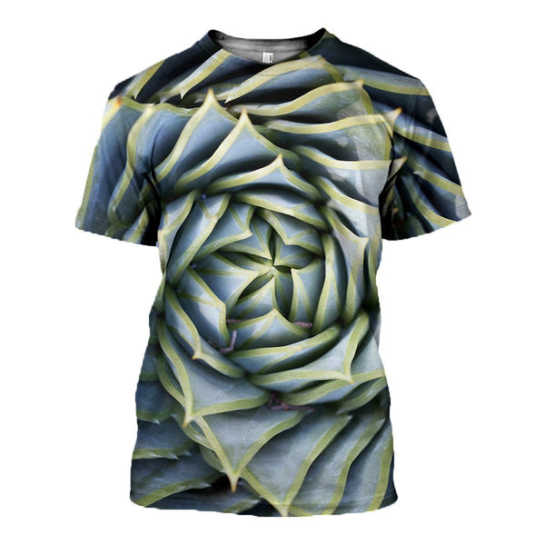 3D All Over Printed dragon tree Shirts