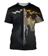 All Over Print Fire And Ice Dragons Shirts