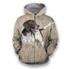 All Over Print Hunting Dog English Pointer