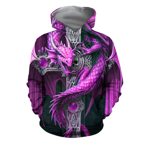 5003c3ffe927 3D All Over Print Dragon Hoodie