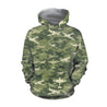 3D All Over Supermarine Spitfire Hoodie - Jumanteez - Apparel