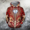 3D All Over Printed Super Hero Armor
