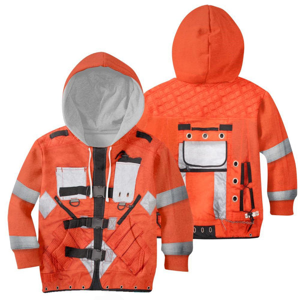 Amazing Electrican Kids Hoodie - Jumanteez - Apparel