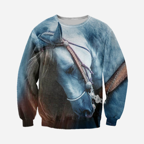 3D All Over Printed Horse Tops