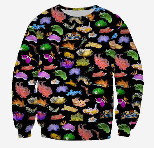 3D All Over Printed Sea Slug Shirts