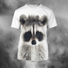 All Over Print Raccoon 02