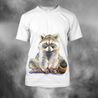 All Over Print Raccoon 04