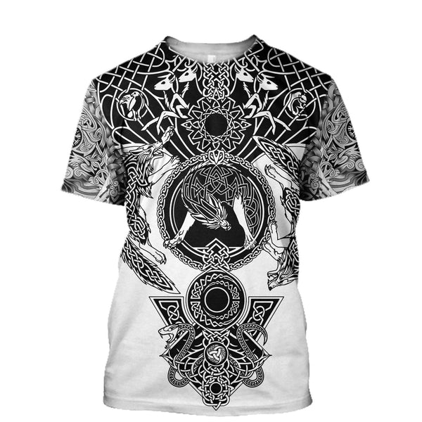 Viking Tattoo All-Over Print version 3.0