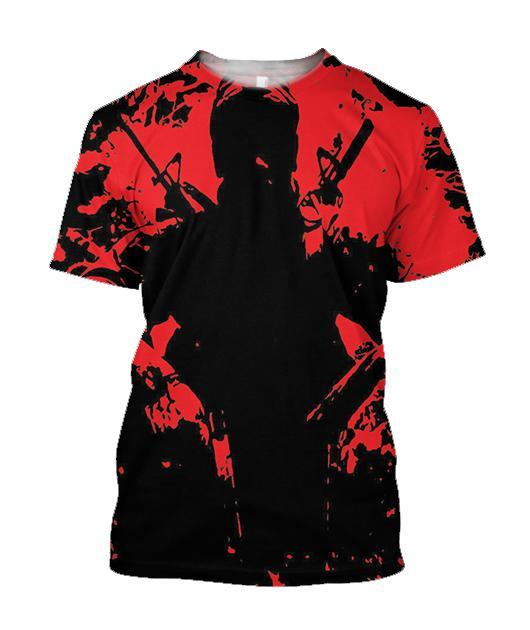 All Over Printed Call Of Duty Shirts - Jumanteez - Apparel
