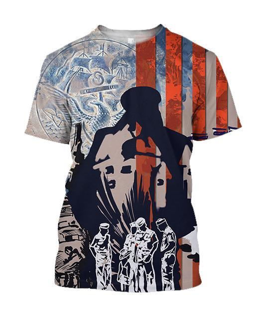 All Over Printed Navy Seal Canvas Shirts - Jumanteez - Apparel