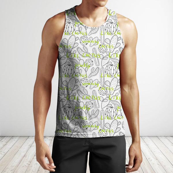 3D All Over Printing Like Green Cacti Shirt