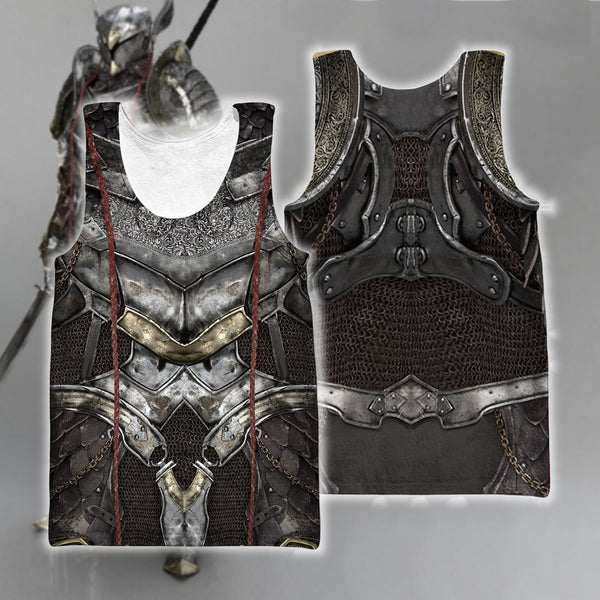 3D All Over Print Horus Armor Hoodie