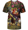 3D AOP Kitchen3 Shirt