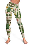 3D All Over Print Cacti Legging