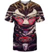 3D All Over Print Mononoke 21 Shirt