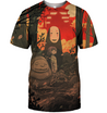 3D All Over Print Noface 03 Shirt
