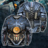 3D All Over Printed Pacific Rim Armor