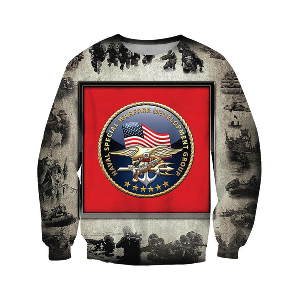 All Over Printed Naval Special Warfare Shirts - Jumanteez - Apparel